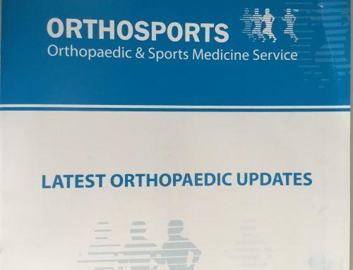 Orthosports Updates